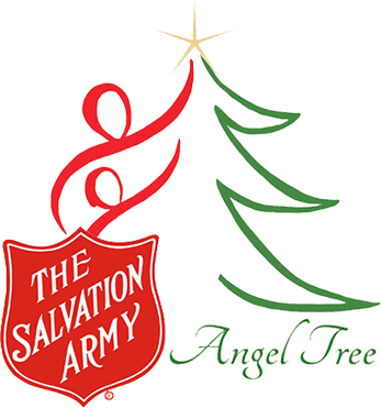 SUPPORTING SALVATION ARMY WITH ANGEL TREES