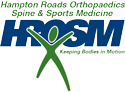 Hampton Roads Orthopaedics Spine & Sports Medicine Logo