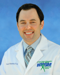 Sean Hindman physician assistant Hampton Roads