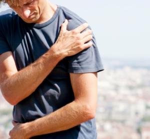 common shoulder pain