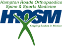Hampton Roads Orthopaedics and Sports Medicine Logo