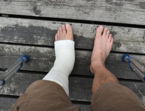 Podiatry – Keeping Feet Healthy