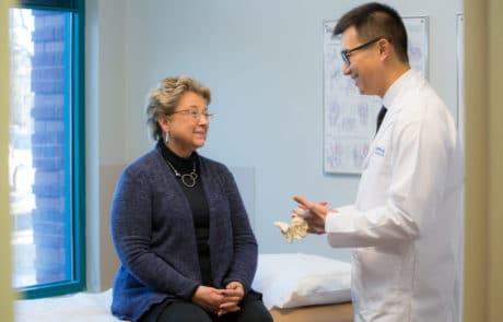 Dr. Tan hrosm physician