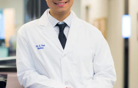 hrosm physician Dr. Tan