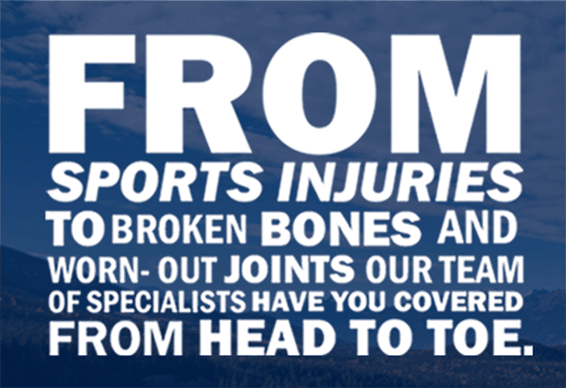 hrosm mission for orthopedic care
