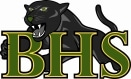 panther logo for high school