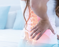 unresolved back pain