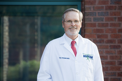 Dr. Fithian's New Role at HROSM: Focusing on Conservative Therapies